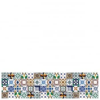 Alfombra Vinílica Ceramic Patchwork - 3