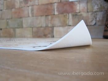 Alfombra Vinílica Faro Beige - 4