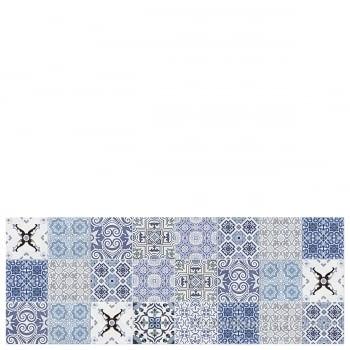 Alfombra Vinílica Faro Azul - 1