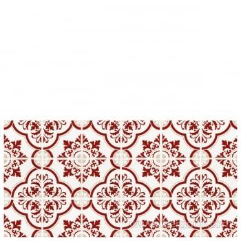 Alfombra Vinílica Estoril Roja