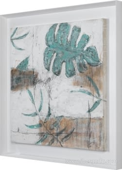 Cuadro Mikonos II (100x100) - 2