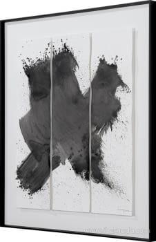 Cuadro Shimanto I (80x80) - 2
