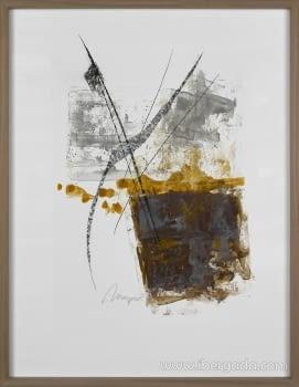Cuadro Ebano II (90x70)