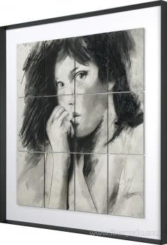 Cuadro Kate (145x145) - 2