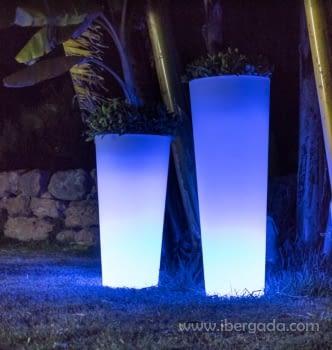 Macetero Ficus 60 Light (30X30X60)