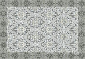 Alfombra Vinílica Damasco 2420