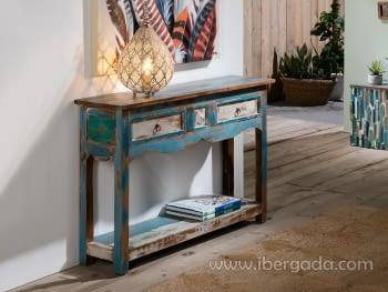 Consola Bali Azul