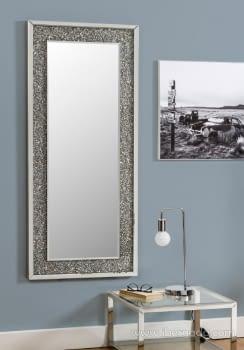 Espejo Diamante Vestidor (140x60)