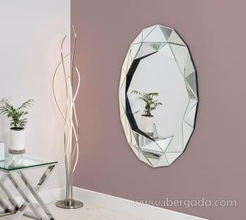 Espejo Aker Cristal (120x80)