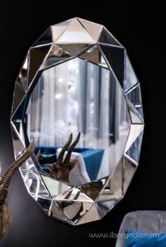 Espejo Aker Cristal (120x80) - 1