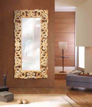 Espejo Anatole Oro Decapé (178x90)
