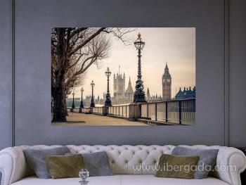 Fotografía Big Ben (120x80)