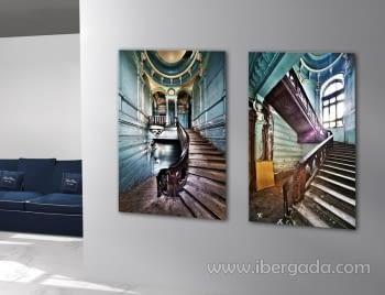 Fotografía Escaleras I (90x60) - 1