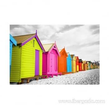 Fotografía At the Beach (120x80)