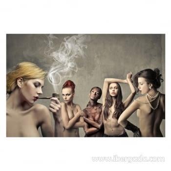 Fotografía Nude & Rebel (130x85)