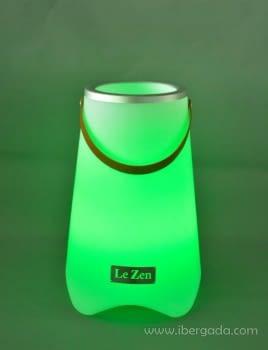Botellero LeZen Light & Music - 7