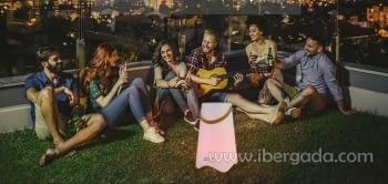 Botellero LeZen Light & Music - 8