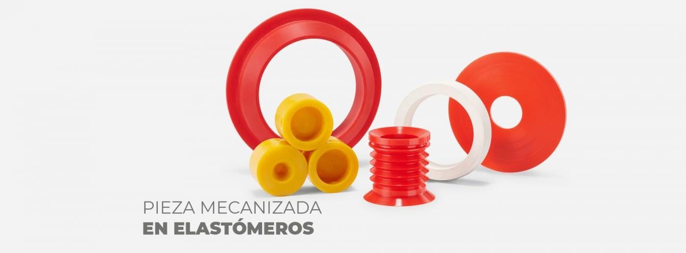 MECANIZADO DE PIEZAS TÉCNICAS ELASTÓMEROS