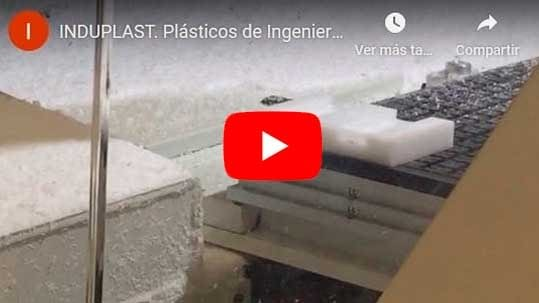 Video Induplast Plásticos de Ingeniería