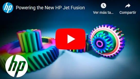 Video Induplast Plásticos de Ingeniería Impresoras 3D HP