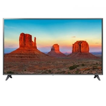 TELEVISOR LED LG 75UK6200 - 75'/190CM - 4K UHD 3840*2160 - 1600HZ PMI - HDR - DVB-T2/C/S2 - SMART TV - AI TV - 20W - WIFI - BT - 3*HDMI - 2*USB