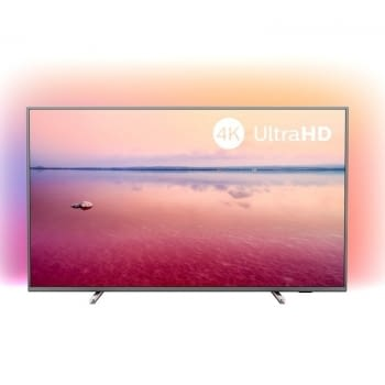 TELEVISOR PHILIPS 65PUS6754 - 65'/164CM - 3840*2160 4K - AMBILIGHT*3 - HDR10+ -  DVB-T/T2/T2-HD/C/S/S2 - SMART TV - 20W RMS - WIFI - 3*HDMI - 2*US