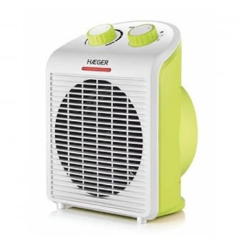 CALEFACTOR HAEGER THERMOHEAT - 2000W - TERMOSTATO REGULABLE