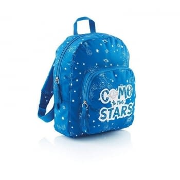 MOCHILA DOBLE COMPARTIMENTO MIQUEL RIUS 18797 STARS MR - 235*320*85MM (6L) - ASA REGULABLE - BASE/ESPALDA ACOLCHADA