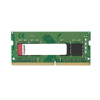 MEMORIA KINGSTON KVR24S17S8/8BK - 8GB - DDR4 PC4-2400 - CL17 - 260 PINES - SODIMM - BULK
