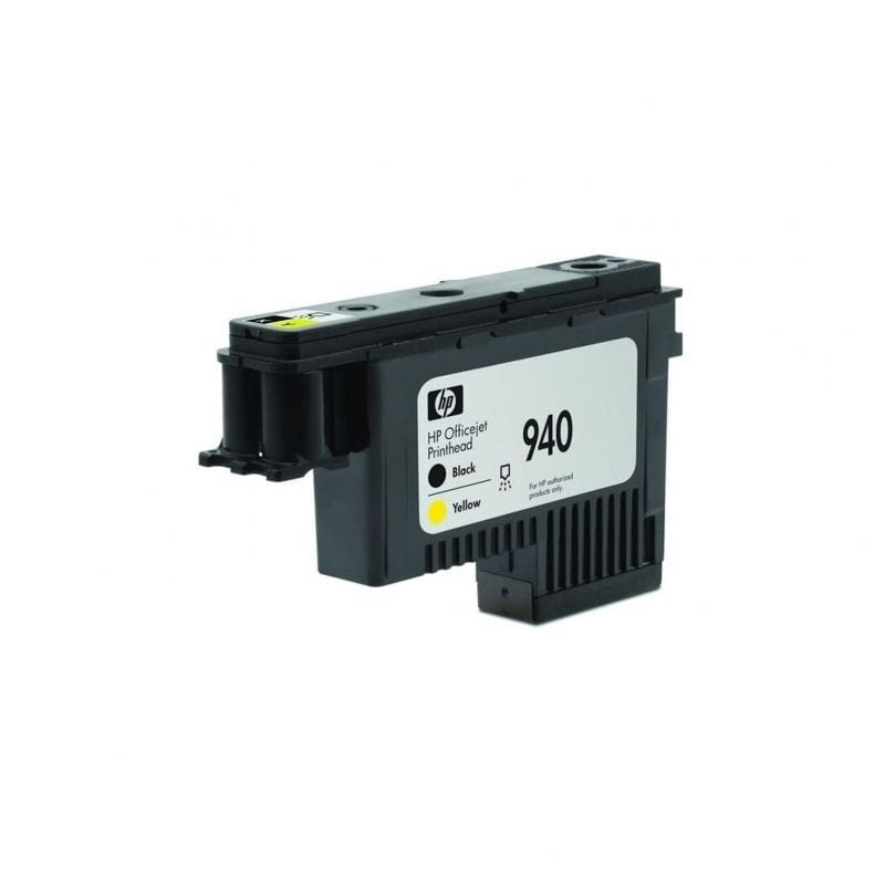 CABEZAL NEGRO/AMARILLO HP NUMERO 940 PARA LA 8000/8500 NORMAL/WIFI -
