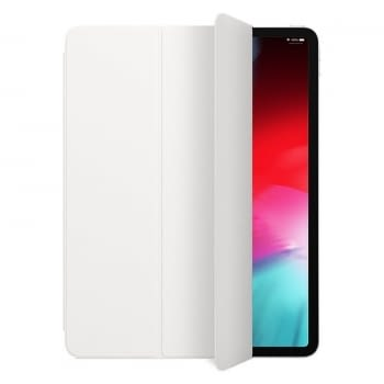 "FUNDA APPLE SMART FOLIO PARA IPAD PRO 12.9"" 2018 - BLANCO - MRXE2ZM/A"