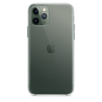 FUNDA APPLE IPHONE 11 PRO SILICONE CASE - TRANSPARENTE - MWYK2ZM/A