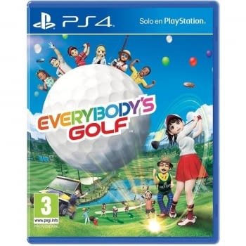 JUEGO PARA CONSOLA SONY PS4 EVERYBODY'S GOLF