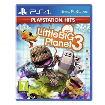 JUEGO PARA CONSOLA SONY PS4 LITTLE BIG PLANET 3 - HITS