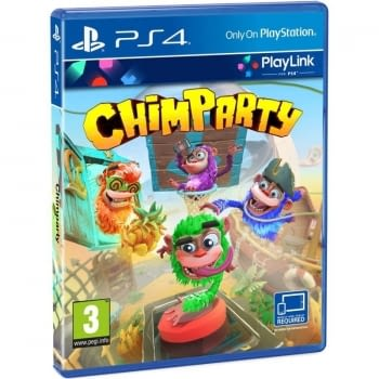 JUEGO PARA CONSOLA SONY PS4 CHIMPARTY