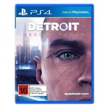 JUEGO PARA CONSOLA SONY PS4 DETROIT: BECOME HUMAN