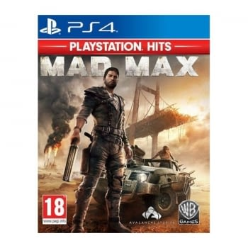 JUEGO PARA CONSOLA SONY PS4 MAD MAX HITS