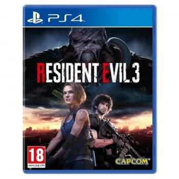 JUEGO PARA CONSOLA SONY PS4 RESIDENT EVIL 3 REMAKE