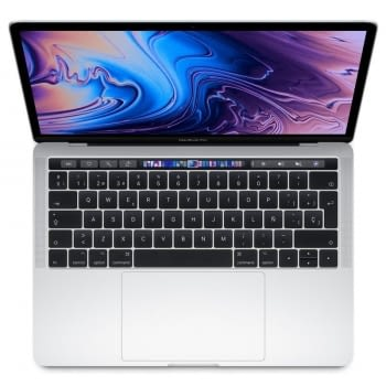 APPLE MACBOOK PRO 13.3' QUAD CORE I5-8 1.4GHZ/8GB/128GB/2XUSB-C/TOUCH BAR/INTEL IRIS PLUS 645 - PLAT