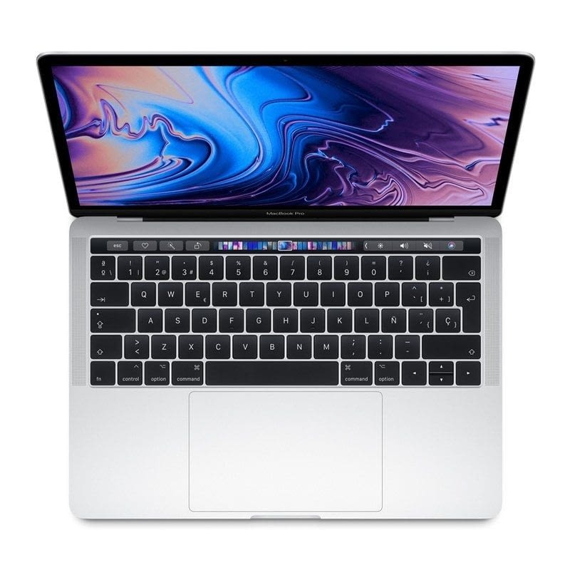 APPLE MACBOOK PRO 13'  TB I5 2.4GHZ/8GB/512GB - PLATA - MV9A2Y/A -