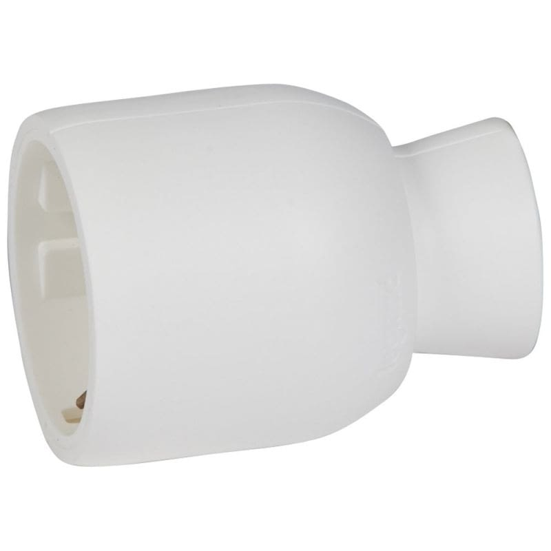 BASE MÓVIL LEGRAND 050189 - 2P+T - 16A -  BLANCO -