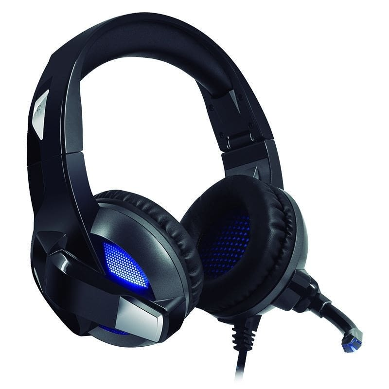 AURICULARES CON MICRÓFONO SPIRIT OF GAMER XPERT-H300 - DRIVERS 40MM - SONIDO 7.1 -  CONECTOR USB - CABLE 2.1M -