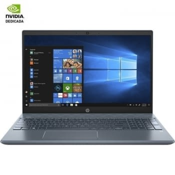 PORTÁTIL HP PAVILION 15-CS3015NS - W10 - I7-1065G7 1.3GHZ - 16GB - 512GB SSD PCIE NVME - GEFORCE MX250 2GB - 15.6'/39.6CM FHD - HDMI - BT - NO ODD