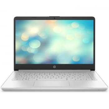 PORTÁTIL HP 14S-DQ1030NS - W10 - I7-1065G7 1.3GHZ - 8GB - 256GB SSD PCIE NVME - 14'/35.6CM HD - HDMI - BT - NO ODD - PLATA NATURAL