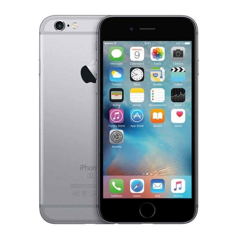 APPLE IPHONE 6S 32GB GRIS ESPACIAL - MN0W2QL/A -