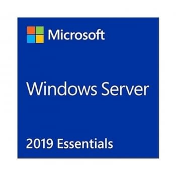 LICENCIA MICROSOFT WINDOWS SERVER 2019 ESSENTIALS EDITION - ROK - 1-2 PROCESADORES