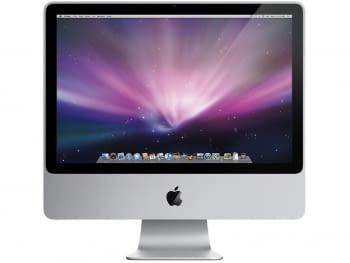 "Apple iMac 24"" C2D 2,8Ghz 4GB RAM 500GB HDD"