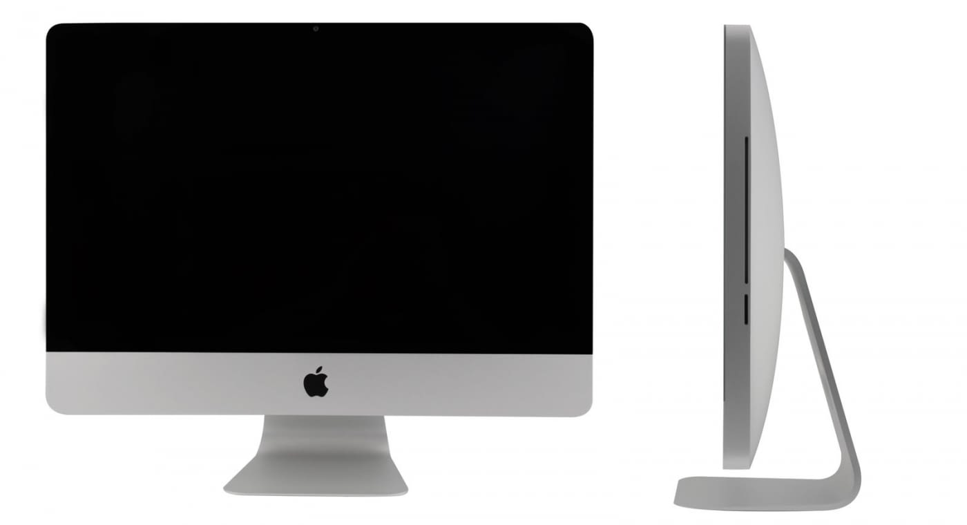 """Apple iMac 21,5"""" i5 2.5Ghz 8GB RAM 500GB HDD -"""