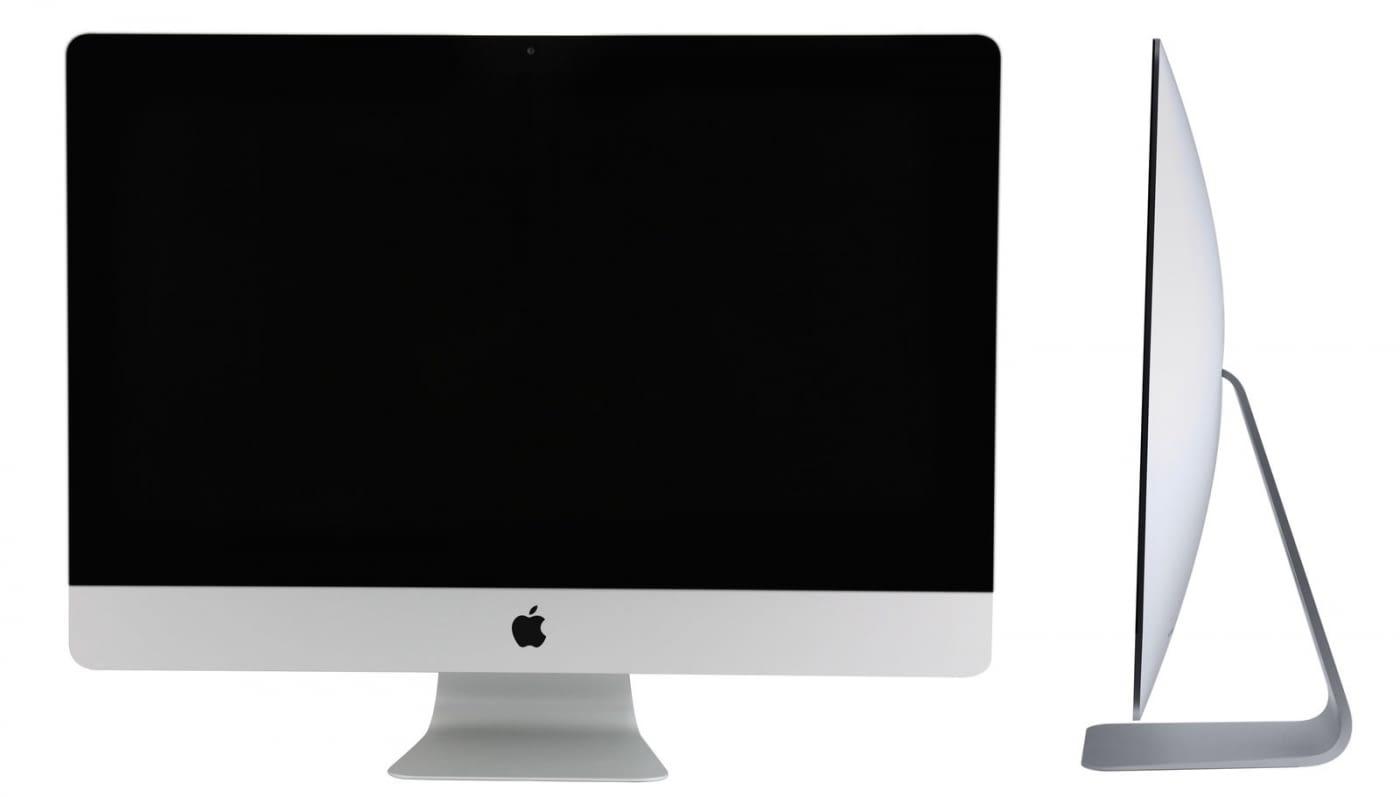"""Apple iMac 21,5"""" 2,7 GHz i5 8 gb de ram 1 TB HDD -"""