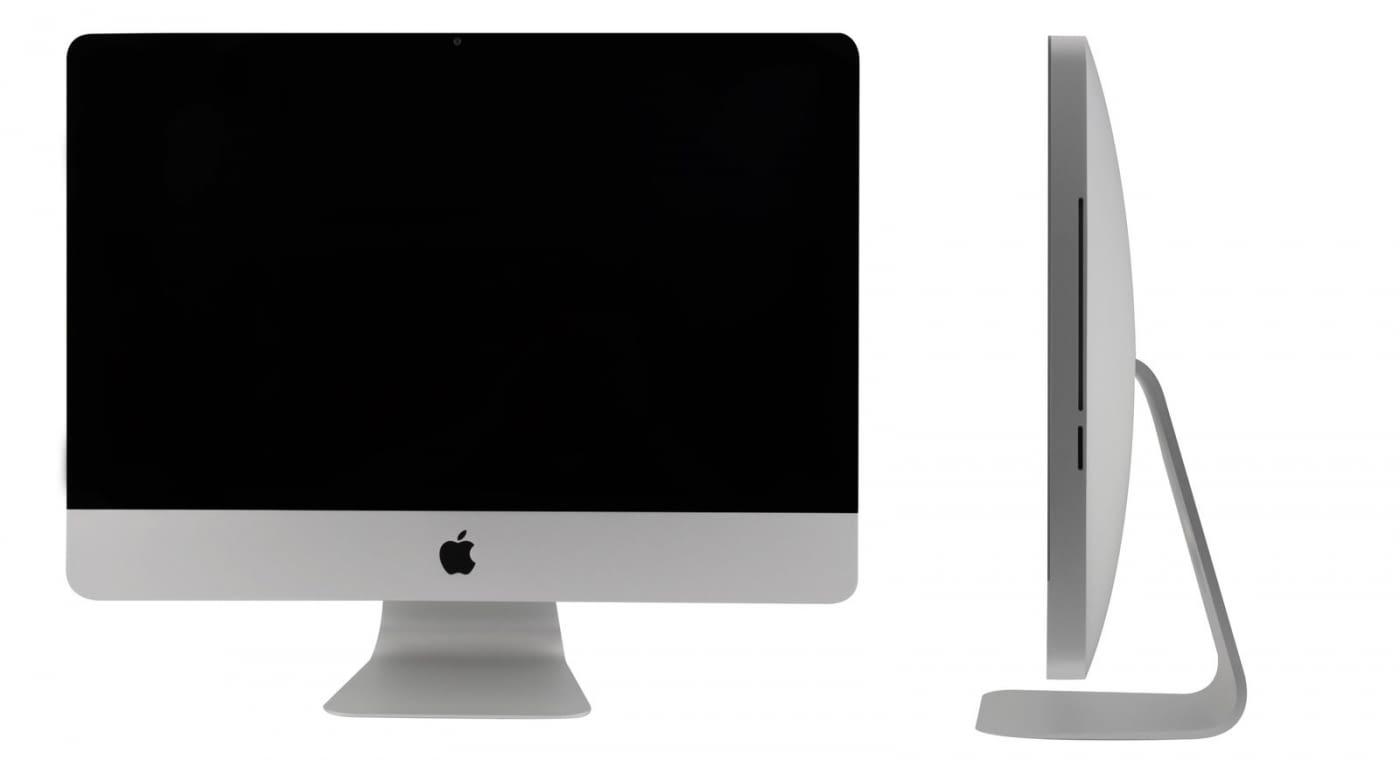 """Apple iMac 21,5"""" 3,06GHz i3 8GB RAM 128GBSSD+500GB -"""